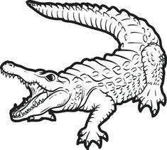 Alligator Coloring Pages. In this category, you will find coloring pictures about the alligator! All alligator coloring pictures are suitable for printing. Castle Coloring Page, Turtle Coloring Pages, Coloring Pages For Grown Ups, Pokemon Coloring Pages, Free Adult Coloring Pages, Cartoon Coloring Pages, Animal Coloring Pages, Coloring Pages To Print, Free Printable Coloring Pages