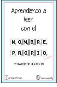 Métodos para enseñar a leer a los niños Montessori, Name Activities, School 2017, Preschool Education, Pre Writing, Teacher Tools, Home Schooling, Word Work, Kids Learning