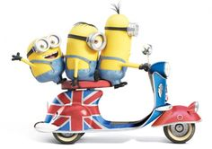 Minions': Yellow rogues back in the limelight | The Jakarta Post