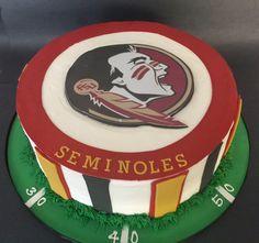 #groomscake #cakesatlanta #cakesmarietta #weddingcake #customcakes #atlantacustomcakes #mariettacustomcakes #confectionperfection #seminolescake #nolescake #fsucake #floridastate