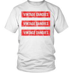 Check out Vintage Dandies T...  hot off the presses! Get one today @ http://tshirtboost.com/products/vintage-dandies-t-shirt-for-men?utm_campaign=social_autopilot&utm_source=pin&utm_medium=pin