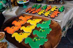 dinosaur-party food ideas