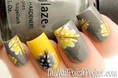 ¿Crees que las uñas amarillas no van bien? Pues mira estas | Cuidar de tu belleza es facilisimo.com