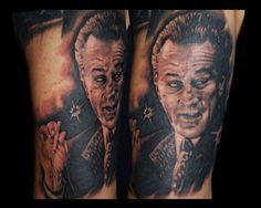 goodfellas tattoos | Deniro from Goodfellas – Tattoo Picture at…