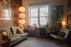 CB's Quirky & Personal Duplex