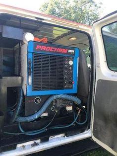 Carpet Cleaning Prochem Bruin Truckmount Instrument Panel NOS New Old Stock