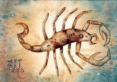 Série Astrologie: Le Scorpion
