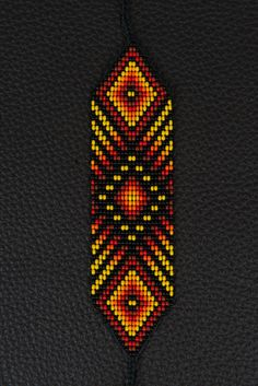 Seed Bead Patterns, Beaded Jewelry Patterns, Peyote Patterns, Bracelet Patterns, Beading Patterns, Beading Ideas, Beading Supplies, Bead Loom Designs, Beadwork Designs