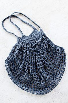 Ravelry: French Market Bag pattern by Alexandra Tavel