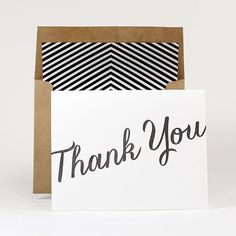 Thank You, Noir Collection