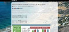 """http://www.bestpalosverdeshomes.com/california-real-estate-market-update-august-2015/  Follow the California real estate market as compared to the Palos Verdes Real Estate Market in the link above.  Are the two markets tracking about the same?  Or is the """"second oldest adage"""" in real estate true; that is, """"Real Estate Is All Local""""?  You will be surprised to see what's really going on! http://www.bestpalosverdeshomes.com/california-real-estate-market-update-august-2015/"""