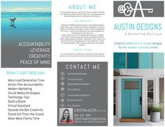 Excited to say that I have added new services & price updates to my 2017 brochure! If you have any questions/comments/concerns about any of my services listed, please call me! I'd be happy to clear it up for you! If you aren't familiar with my business, feel free to check out my business page with the link above! New clients are always welcome :) #austindesigns