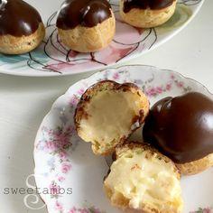SweetAmbs Cream Puffs