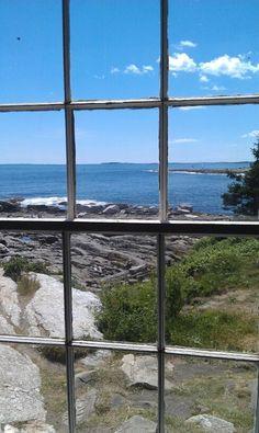 Pemaquid Point, Maine.