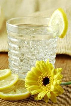 Hot water improves your blood circulation, digestive system, nervous system and mental status. And lemons are rich in vitamins B and C, riboflavin, calcium, phosphorus, magnesium, proteins and carbohydrates. When these two items are mixed together the benefits to your body are incredible.    Lemon water speeds up the weight loss process. In fact, drinking hot lemon water before breakfast allows you to burn calories and remove unwanted chemicals in your body. This is because the close...