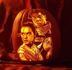 Even Negan Wouldn't Smash These Pumpkins