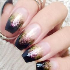 Here Comes New Ideas for Ombre Nails  Brevityshop.com