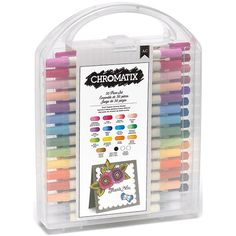 On Sale  Chromatix Marker Set  30 Colors by DivineDesignsbyBonni