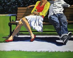 Strawberry Pie by Leslie Graff