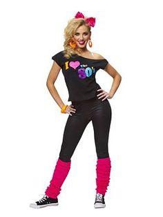 51 teen halloween costumes you can wear to school via brit c Costume Année 80, Eighties Costume, 80s Party Costumes, 80s Halloween Costumes, Halloween Costumes For Teens Girls, 80s Party Outfits, Diy Outfits, 80s Outfit, Outfits For Teens