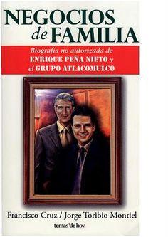 Te recomiendo muchísimo cheques este libro. Aquí un enlace sobre lo que encontré en él.    http://hojeandolibros.blogspot.com/2012/03/negocios-de-familia-francisco-cruz.html