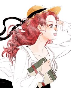 Grown up Anne of Green GablesStill one of my favorite characters-for international women's day -