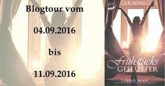 """Das Lesesofa: Blogtour """" Frühstücksgeflüster"""" von J.R. König"""
