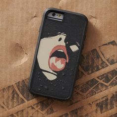 Good girl awaits her daily dose, submissive art Tough Xtreme iPhone 6 case