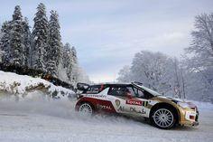 9-time world champion Sebastien Loeb takes step closer to winning Monte Carlo Rally - The Washington Post