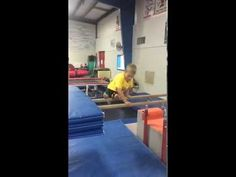 Little rings - Lvl 1 - rear and front position hold 5 seconds Gymnastics Conditioning, Boys Gymnastics, 5 Seconds, Drills, Hold On, Coaching, Youtube, Gymnastics, Training