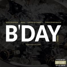 "New Music: Mark Morrison (@_markmorrison) Ft. Wash, (@TheOfficialWash) Chedda Da Connect (@CHEDDADACONNECT) & Christopher Martin (@Iamchrismartin) – ""B'Day (Remix) [Audio]- http://getmybuzzup.com/wp-content/uploads/2015/10/Mark-Morrison-650x650.jpg- http://getmybuzzup.com/mark-morrison-wash/- By Jack Barnes Platinum recording artist Mark Morrison releases the Official Remix to his anthem ""B'Day"", which sees the British R&B star team with rising Interscope Recor"