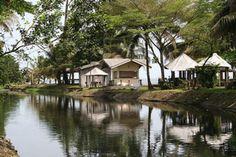 A tourist area in Limbe