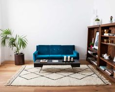 Ein Beni Ourain Teppich wird zu jedem Zimmer passen, nicht wahr?  Bestellen Sie Ihren eigenen Beni Ourain Teppich jetzt auf Sukhi.de