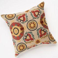 Changatai Jacquard Throw Pillow