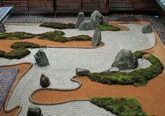 Fukuchi-in garden by Mirei Shigemori