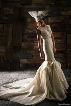 carol hannah wedding dress spring 2014 de marseille gown