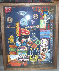 Pack 214 - Shadow Boxes