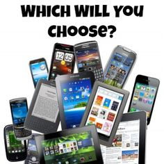 Choose your gadget giveaway