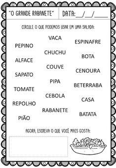 Portuguese Lessons, Classroom, Education, School, Grande, 180, Junho, Kids Learning Activities, Kids Activity Ideas