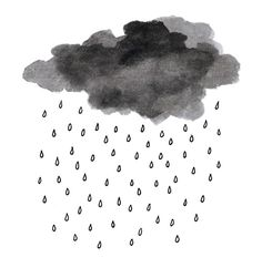 But no rain Watercolor Paintings Tumblr, Watercolor Clouds, Watercolor Art, Watercolor Flowers, Black And White Clouds, Grey Clouds, Rain Clouds, Cloud Drawing, Painting & Drawing