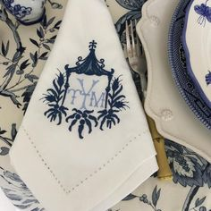 You searched for monogrammed napkins pagoda - The Enchanted Home