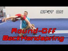Spot On: Spotting Round-Off Back Handsprings - YouTube
