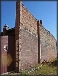 Image result for tall brick walls