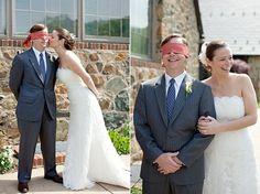 Creative idea for pre-wedding photos!