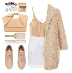 """#880 Elena"" by blueberrylexie ❤ liked on Polyvore featuring Aesop, WithChic, Jonathan Simkhai, Elizabeth and James, Bobbi Brown Cosmetics, Philip Kingsley, Michael Kors, J.W. Anderson and Adia Kibur"