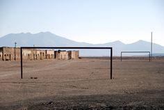 Pueblo fantasma  Near Salar de Uyuni - Bolivia