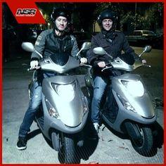 Pasion por la Honda Elite 125 #motos #nsrmotos #argentina