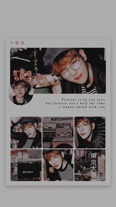 Chanyeol, Exo Kokobop, Exo Do, Kpop Exo, K Wallpaper, Kawaii Wallpaper, Kris Wu, Exo Stickers, Exo For Life