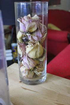 Eat Love Craft. A lifestyle blog.: DIY - Re-purposed Roses
