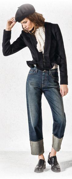 Armani Jeans Winter '16